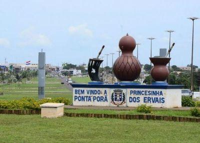 Número de casos positivos en Ponta Porá crece de forma sostenida