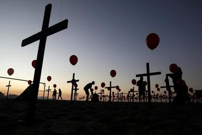 Covid-19: Brasil superó los 100.000 fallecidos por la enfermedad