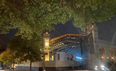 HOY / Ferrocarriles y MOPC trabajan en la revitalización de la estación central
