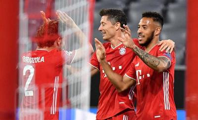 Bayern castiga al Chelsea y medirá al Barcelona en cuartos