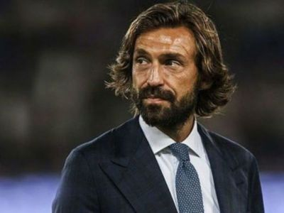 Andrea Pirlo es el nuevo DT del Juventus