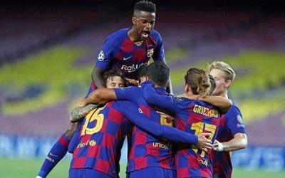 Barça y Bayern completan la 'Final 8' de la Champions