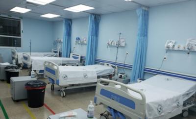 HOY / Dotan de camas para cuidados intensivos a Hospital Integrado del IPS