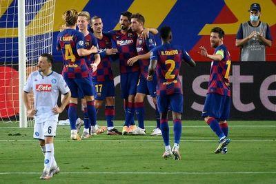 El Barça toma el último tren hacia Lisboa