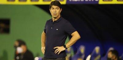 Garnero se quejó del campo de juego: 'La APF debe hacer algo'
