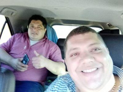 AUDIO: Ivo Lezcano se plaguea y miente descaradamente ante seccionaleros de la capital