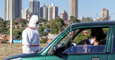 Tres víctimas fatales y casi doscientos nuevos casos de COVID-19 suma hoy Paraguay