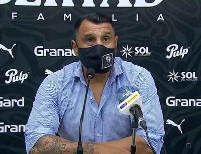 Mario Jara destaca el rendimiento ante un rival de jerarquía