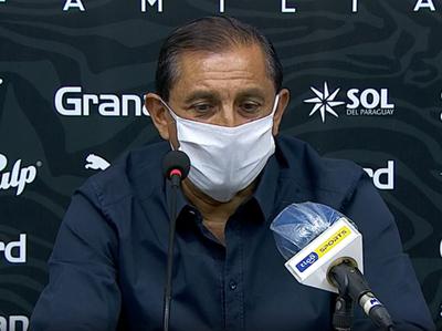 Ramón Díaz se manifestó conforme con la intensidad que mostraron