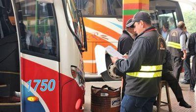 Dinatran inicia proceso para eliminar la presencia de fiscalizadores en ruta