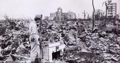 Sobreviviente de Hiroshima aceptará Nobel de la Paz