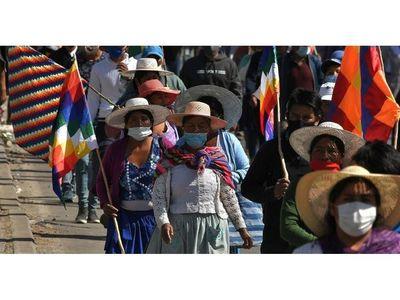 Debaten fecha de comicios en Bolivia en plena pandemia