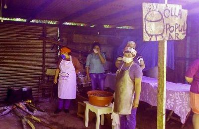 Varela niega inoperancia, pero no lideró ayuda alimentaria
