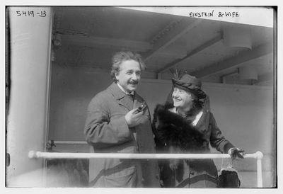 Viaje de Einstein en bicicleta sobre un rayo de luz