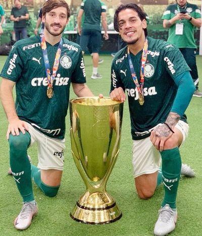 Palmeiras, campeón del Paulistão