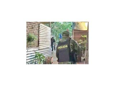 Megaoperativo en  zona de Pantanal deja  10 detenidos