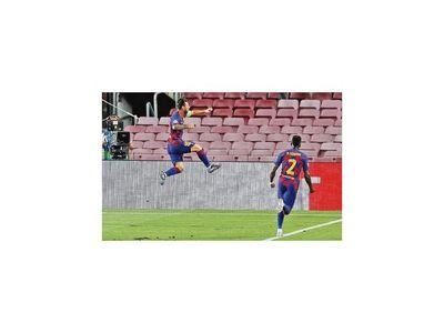 Barcelona y Bayern golean y se verán la cara en cuartos