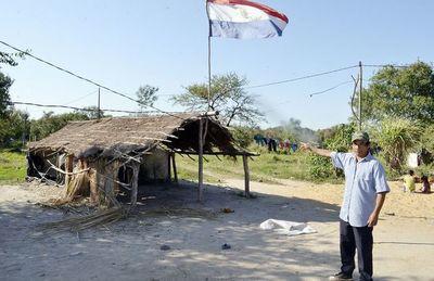 Nativos viven en situación de abandono en Villeta