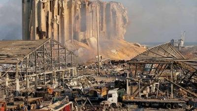 """HOY / El papa pide al mundo una """"generosa ayuda"""" para el Líbano"""