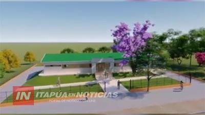 UNA NUEVA UNIDAD DE SALUD PARA CAPITÁN MIRANDA YA ESTÁ EN CONSTRUCCIÓN