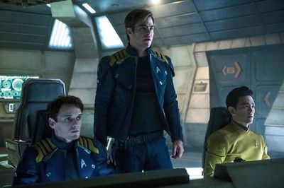 """Paramount echa el freno a sus planes para """"Star Trek"""" en el cine"""