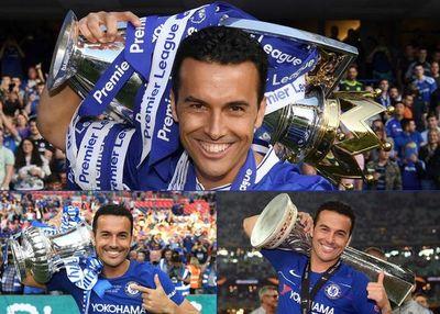 """Pedro se despide del Chelsea: """"He sido muy feliz"""""""