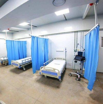 Suman camas de cuidados intensivos en Alto Paraná – Prensa 5