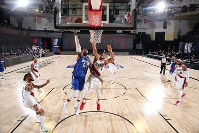 Los Clippers asestan un duro golpe a Portland en la NBA