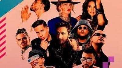 """HOY / Thalía, David Guetta y más artistas celebran diversidad con """"Pa' la cultura"""""""
