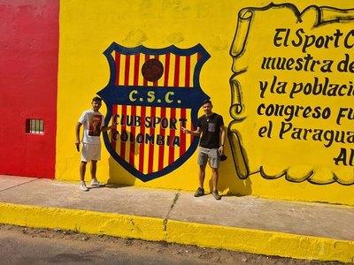 Los hermanos Romero y una gran ayuda para el club que los vio nacer