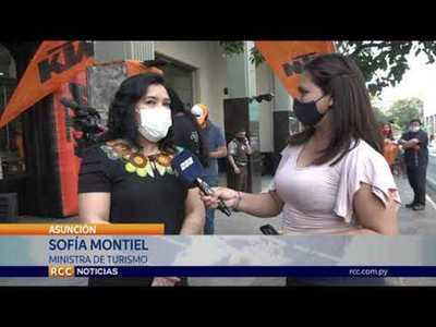 LARGADA SIMBÓLICA HITO CHALLENGE PARAGUAY – BOLIVIA