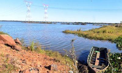 Aumentará nivel de las aguas del río Paraná, por unos días, para navegación de barcazas
