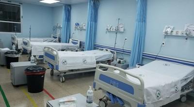 Dotan de camas para cuidados intensivos a Hospital Integrado del IPS