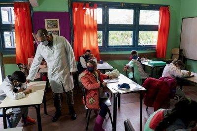 Coronavirus en Uruguay: ¿Cómo fue el regreso a las clases presenciales durante la pandemia?