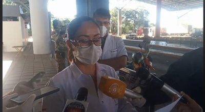 """Dra. Medina: """"El temor es que tengamos que elegir en Alto Paraná quién vive y quién no"""""""