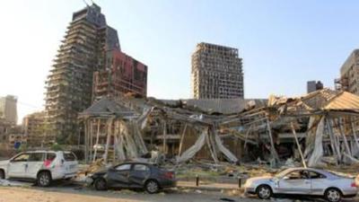 Bolsonaro anuncia envío de ayuda para Líbano y de expertos para las pericias