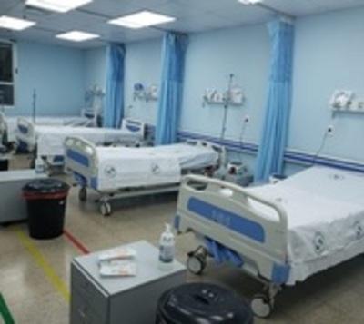 Más camas de terapia para Ciudad del Este