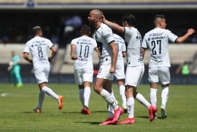 HOY / Gol de Carlos González en el empate entre Pumas y Juárez