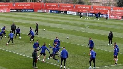 HOY / Atlético de Madrid anuncia dos positivos por COVID-19