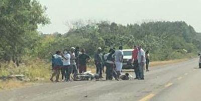 Motociclista muere en Concepción tras choque con vehículo