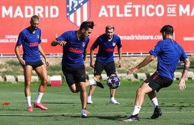 El Atlético anuncia dos positivos por Covid-19