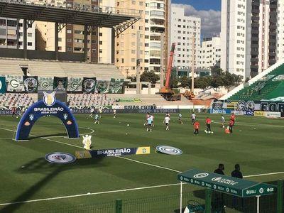 Suspendido Goiás-Sao Paulo por brote de covid-19