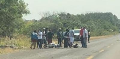Concepción: Mujer fallece en accidente de tránsito