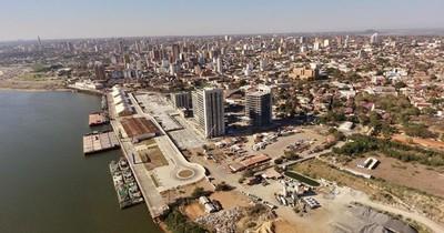 La construcción de oficinas de gobierno avanza sin pausa