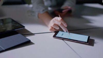 Samsung presenta el Galaxy Note 20