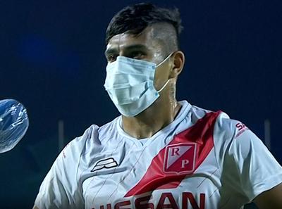 "Marcelo González: ""El empate nos sirve"""