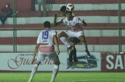 Guaraní salva un empate ante San Lorenzo
