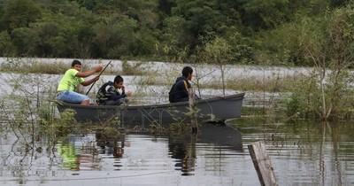 Once miembros de una familia mueren en Panamá por la crecida de un río