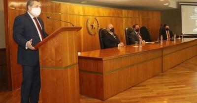 Corte presentó proyecto de construcción de sede judicial de Capiatá y ampliación de juzgado de San Lorenzo
