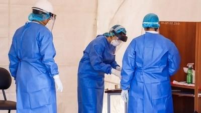 Fallecidos por Covid-19 duplican a los registrados en la semana pasada, nuevos contagios se mantienen
